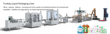 Aumotic Hand sanitizer filling machine china